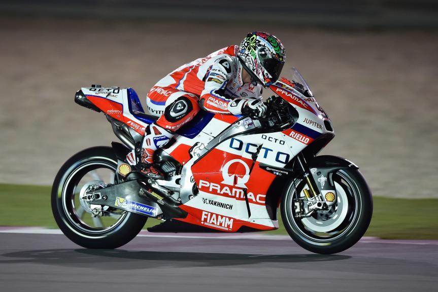 Danilo Petrucci, Octo Pramac Yaknich, Grand Prix of Qatar