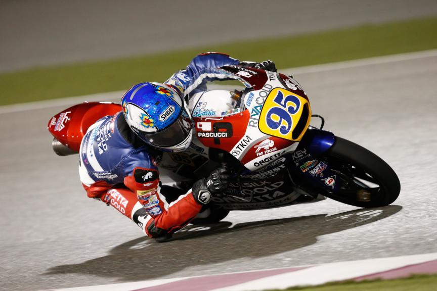Jules Danilo, Ongetta-Rivacold, Grand Prix of Qatar