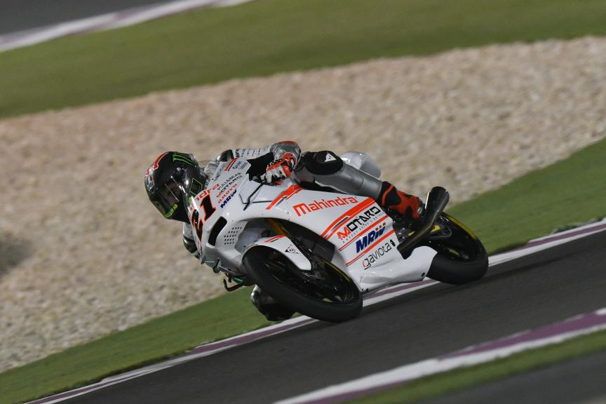 Francesco Bagnaia, Aspar Mahindra Team Moto3, Grand Prix of Qatar