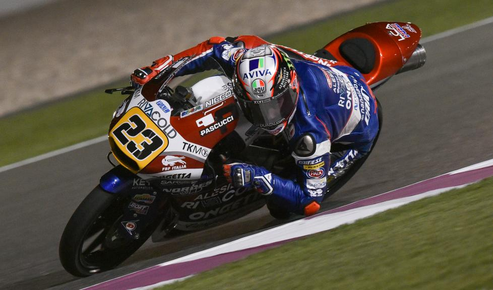 Niccolo Antonelli, Ongetta-rivacold, Grand Prix of Qatar