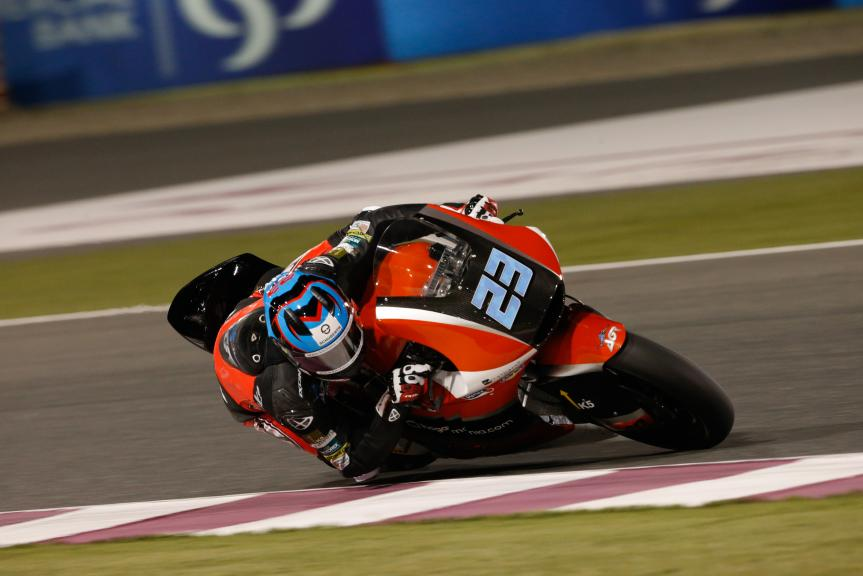 Marcel Schrotter, Agr Team, Grand Prix of Qatar