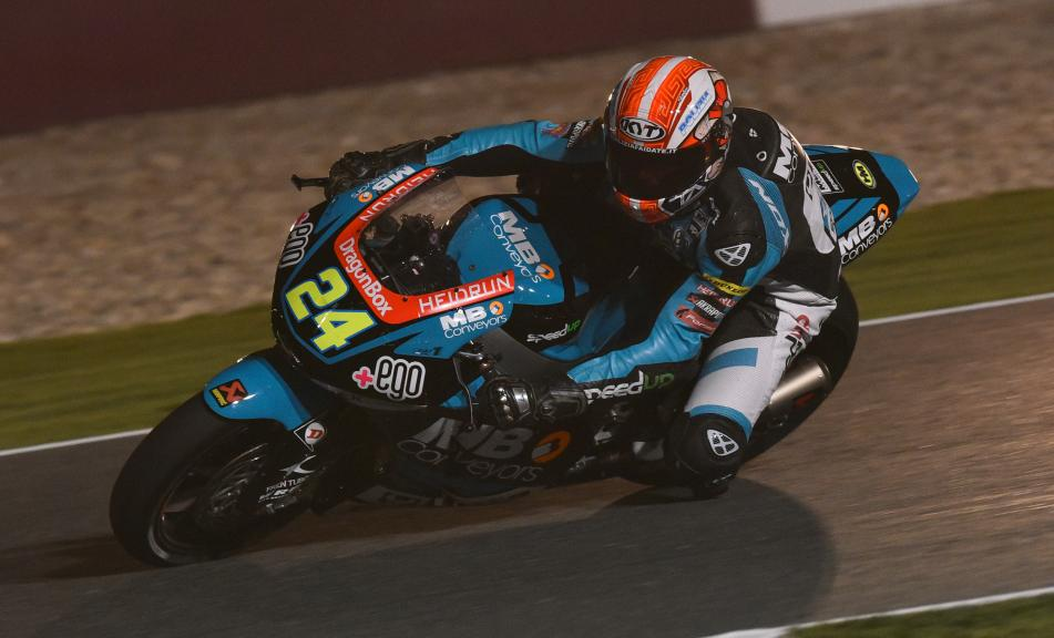 Simone Corsi, Speed Up Racing, Grand Prix of Qatar