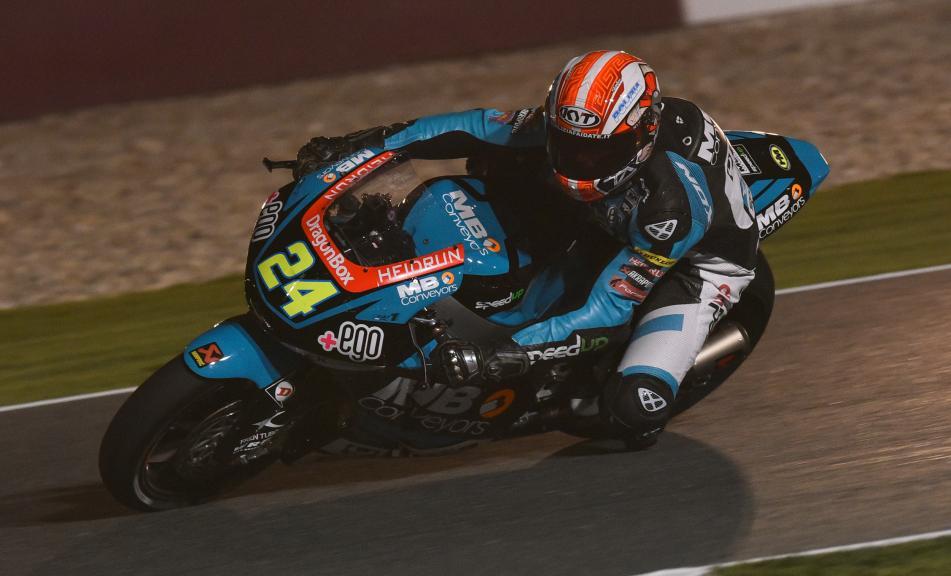 Simone Corsi, Speed Up Racing, Grand Prix of Qatar