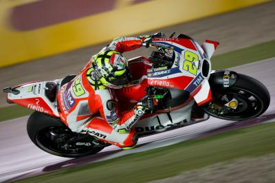 "Iannone: ""I am calm and relaxed about the situation"""