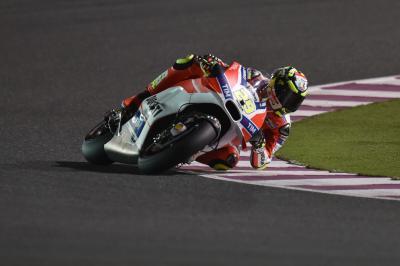 FP2 MotoGP™: Iannone mit Bestzeit