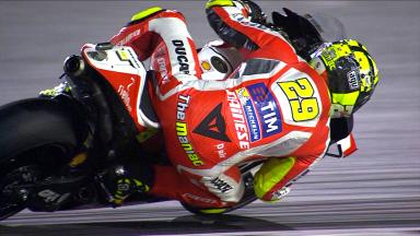 Highlights: Iannone lights up FP3