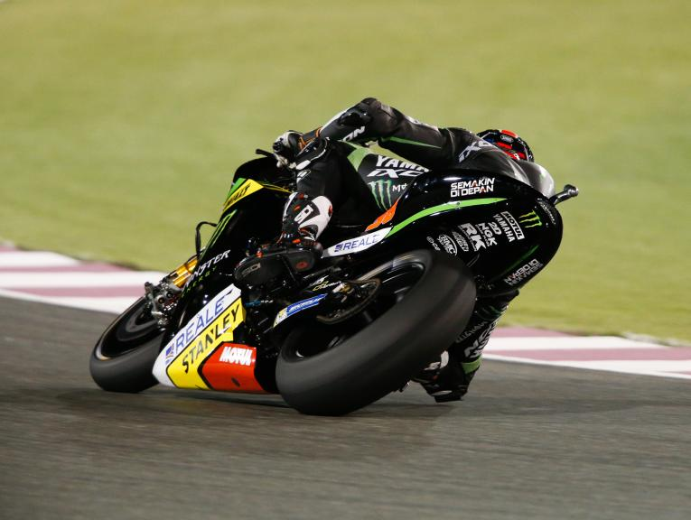 Bradley Smith, Monster Yamaha Tech 3, Grand Prix of Qatar