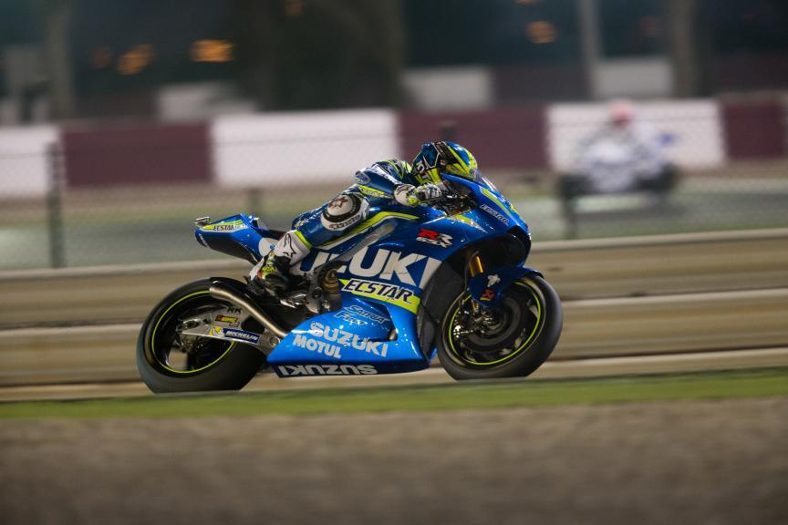 Aleix Espargaró, Team Suzuki Ecstar, Grand Prix of Qatar