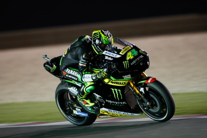 Pol Espargaró, Monster Yamaha Tech 3, Grand Prix of Qatar