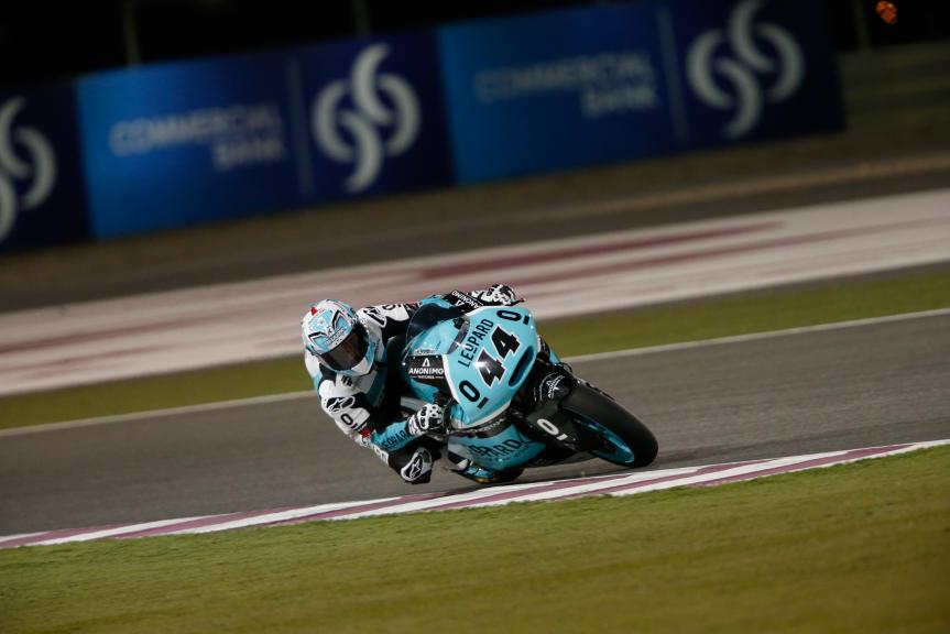 Miguel Oliveira, Leopard Racing, Grand Prix of Qatar