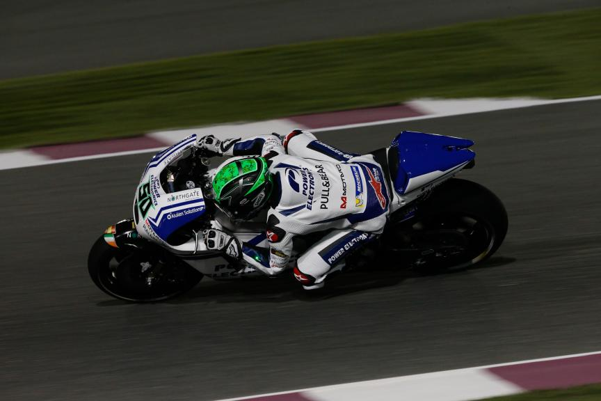 Eugene Laverty, Aspar Team Motogp, Grand Prix of Qatar