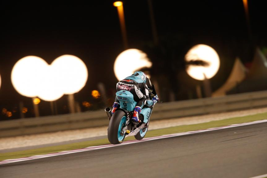 Danny Kent, Leopard Racing, Grand Prix of Qatar