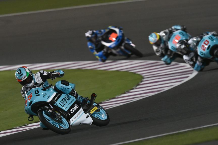 Andrea Locatelli, Leopard Racing, Grand Prix of Qatar