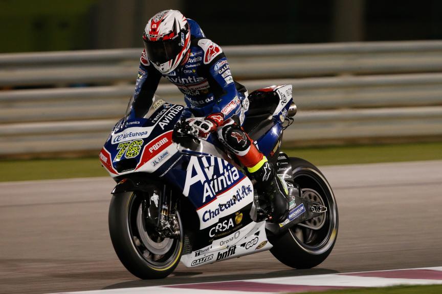 Loris Baz, Avintia Racing, Grand Prix of Qatar