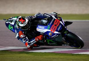 Lorenzo: «Me gustaría mejorar mi ritmo un poco más»
