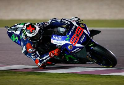 "Lorenzo: ""I would like to improve my pace"""