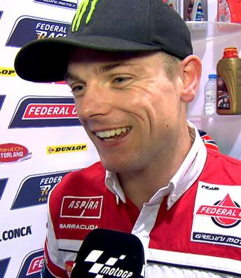 "Lowes: ""I have a really good race pace"""