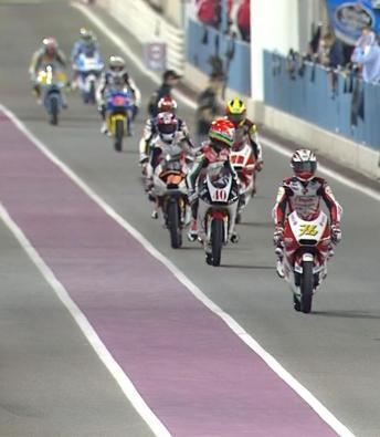 #QatarGP: Moto3™ Free Practice 3