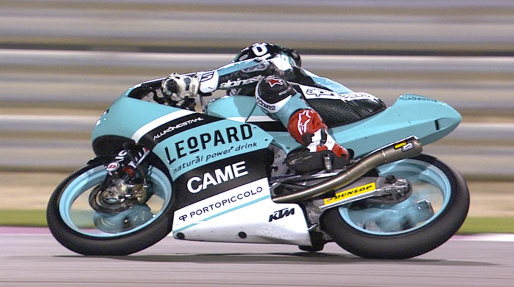 Fabio Quartararo, Leopard Racing, Grand Prix of Qatar