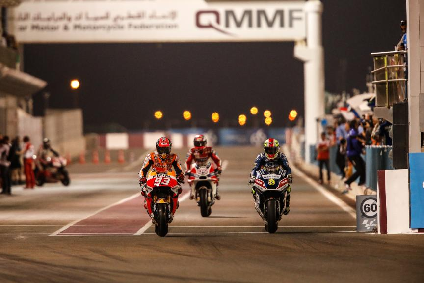 MotoGP Action, Grand Prix of Qatar