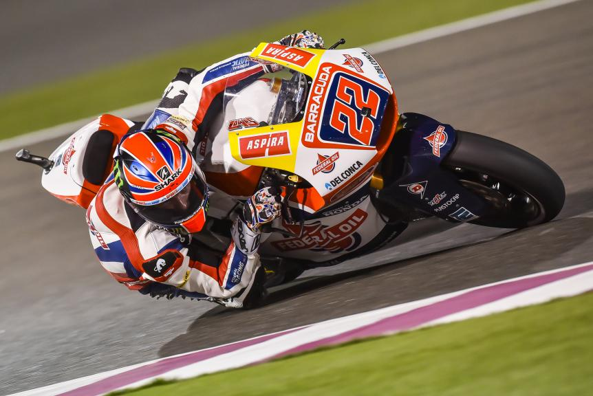 Sam Lowes, Federal Oil Gresini Moto 2, Grand Prix of Qatar