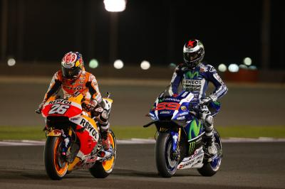 Four different manufacturers lead in MotoGP™