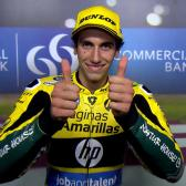 "Rins: ""We have a really good pace"""