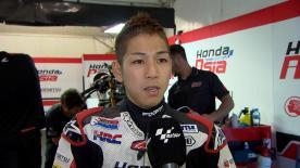 トップタイムから1.6秒差の29番手だった尾野弘樹が公式予選を振り返る。