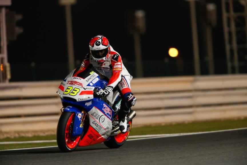 Alessandro Tonucci, Tasca Racing Scuderia Moto2, Grand Prix of Qatar