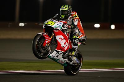 Crutchlow y Smith dominan la Q1 de MotoGP™