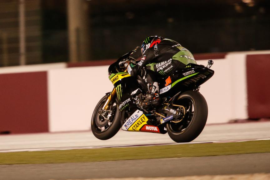 Bradley Smith, Monster Yamaha Tech 3, Grand Prix of Qatar