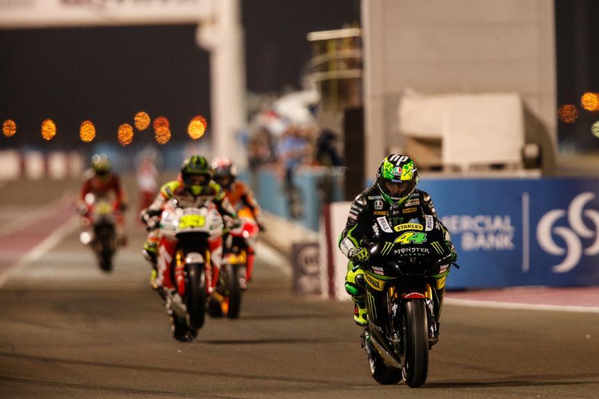 MotoGP Action, Grand Prix of Qatar