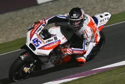 Ducati Octo Pramac, FP3 dai due volti a Losail