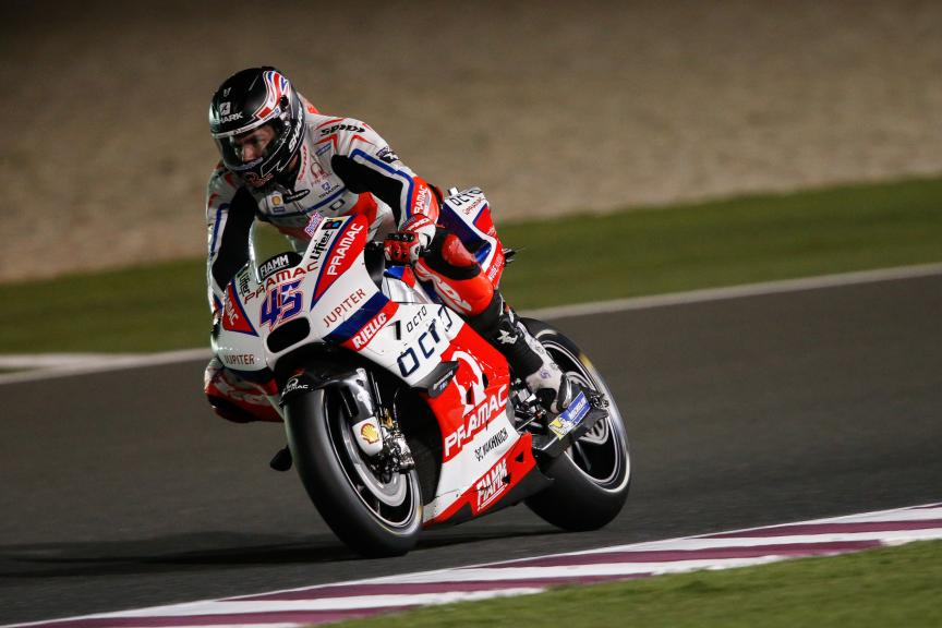 Scott Redding, Octo Pramac Yakhnich, Grand Prix of Qatar