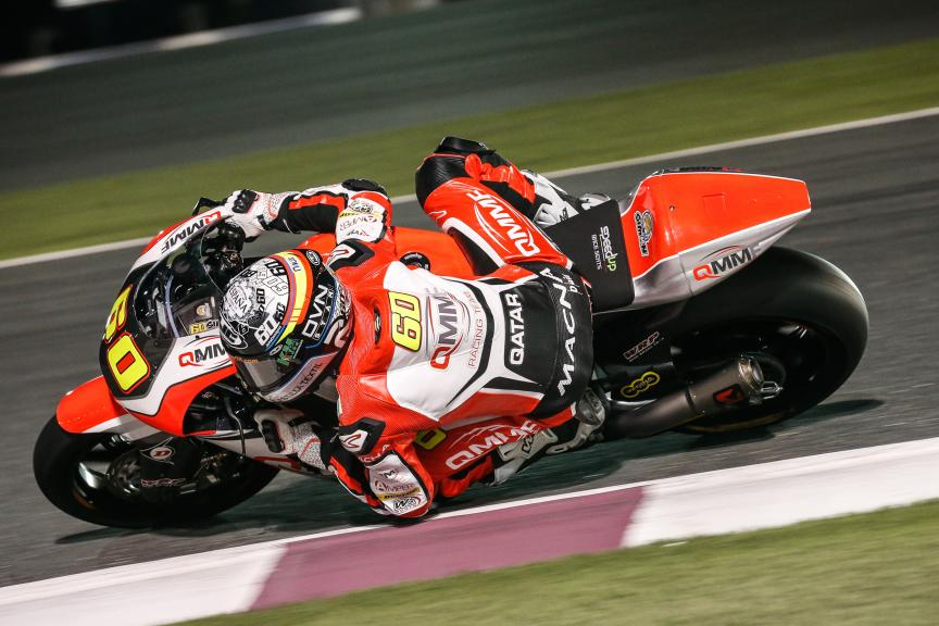 Julian Simon, QMMF Racing Team, Grand Prix of Qatar