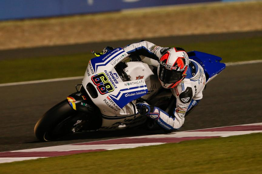 Yonny Hernandez, Aspar MotoGP Team, Grand Prix of Qatar