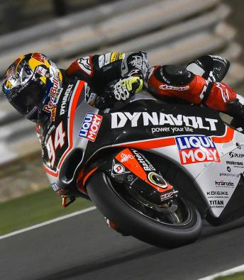 Highlights: Folger on pole in Moto2™