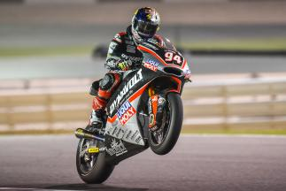 Folger takes his second Moto2™ pole ahead of the Qatar GP