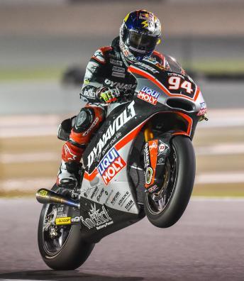 #QatarGP: Moto2™ Qualifying Practice