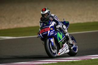 Lorenzo: «Esperaba ser un poco más rápido»