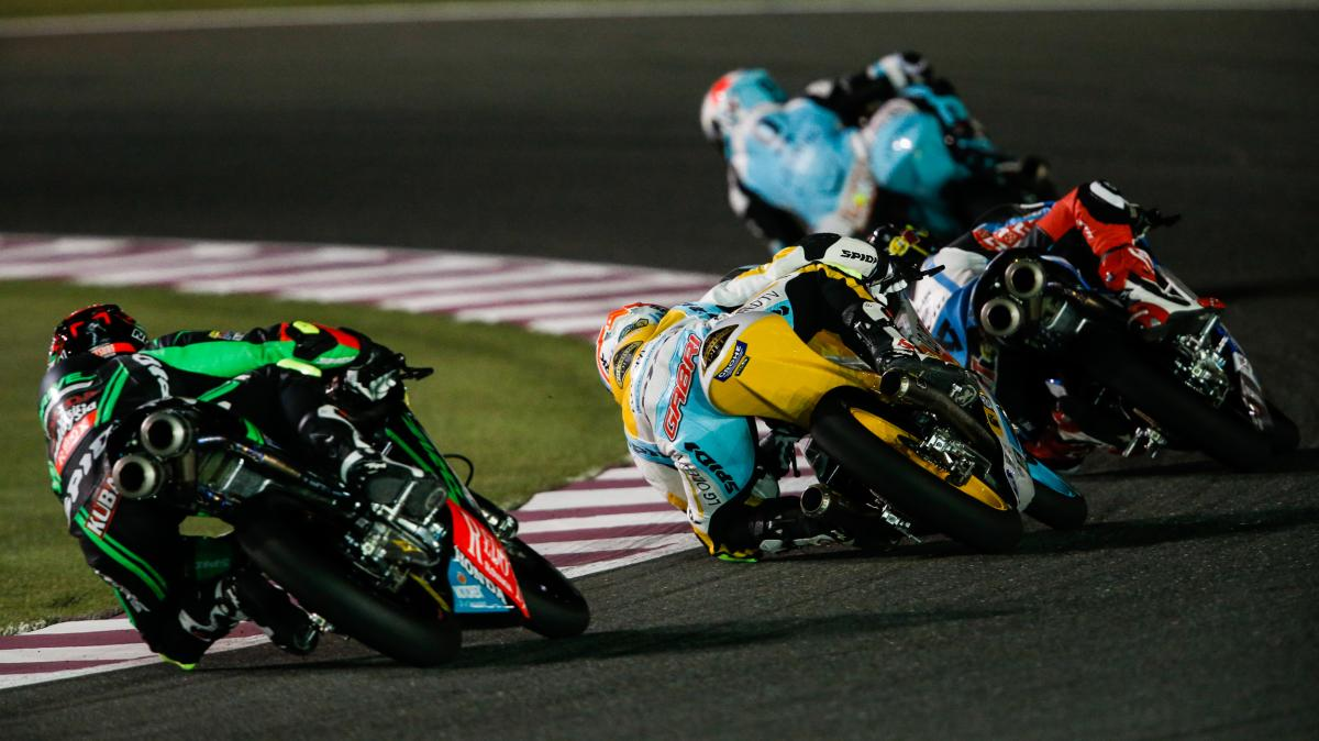 Moto3™ race guide for the #QatarGP
