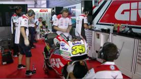 The first Qualifying session of the MotoGP™ World Championship at the #QatarGP.