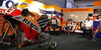 Marquez heads Warm Up ahead of the first race of the year