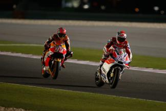 "Dovizioso: ""Starting off the season like this is a dream!"""