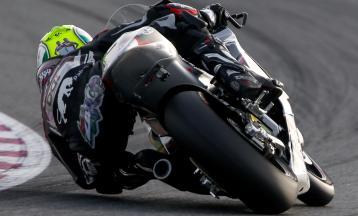 Zarco davanti nel warm up della Moto2™