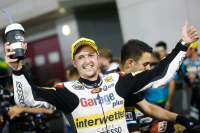 Lüthi : 'J'ai gagné la course, avec ou sans pénalité'