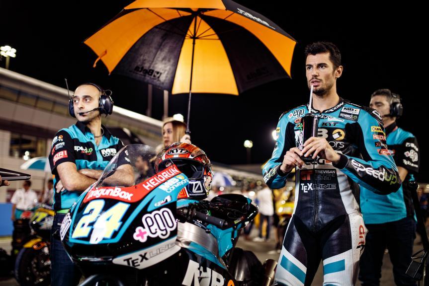 Simone Corsi, Speed Up Racing, Grand Prix of Qatar ©Alex Chailan / David Piolé