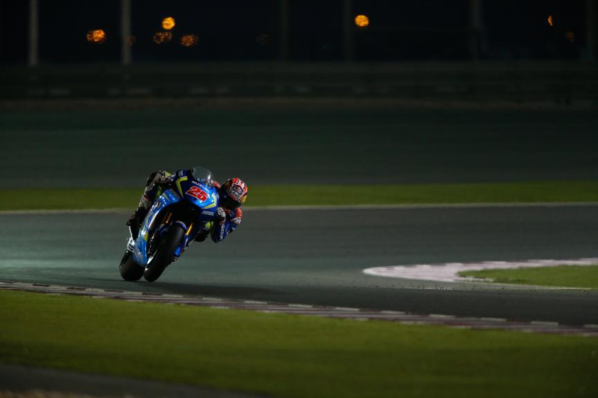 Maverick Viñales, Team Suzuki Ecstar, Grand Prix of Qatar