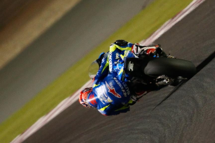 Maverick Viñales, Team Suzuki Ecstar, Grand Prix of Qatar