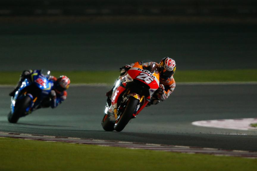 Dani Pedrosa, Repsol Honda Team, Grand Prix of Qatar